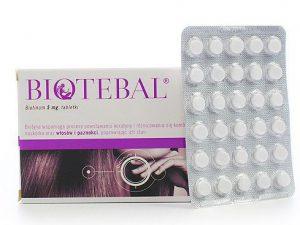 Biotebal tabletki