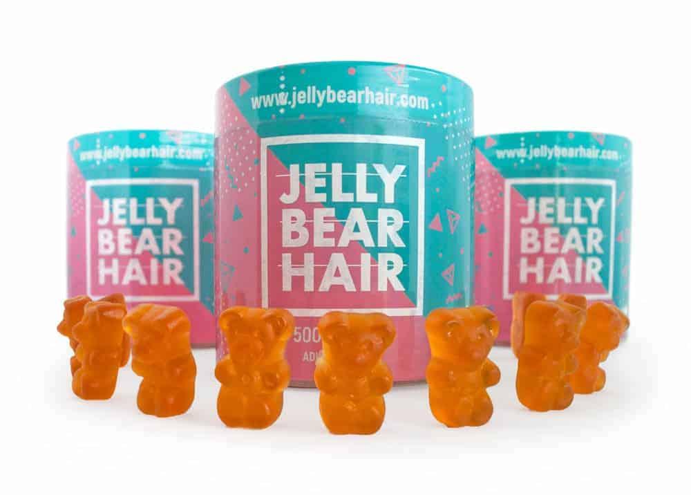 Jelly Bear Hair opinie użytkowników o żelkach na porost włosów.