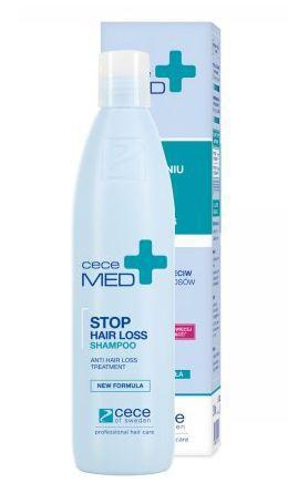 Cece MED Prevent Hair Loss opinie, efekty działania po kilku tygodniach.
