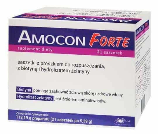 Amocon Forte opinie o znaczeniu biotyny w leczeniu łysienia.