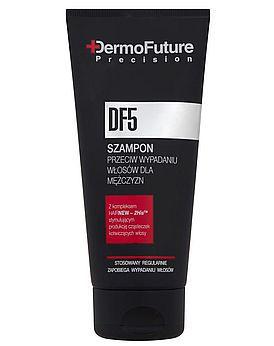 DermoFuture DF5 opinie o popularnym zestawie na wypadanie włosów.