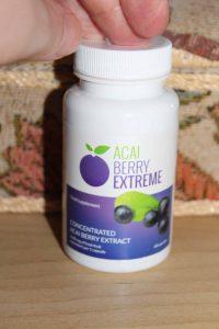 Acai Berry Extreme kapsułki z jagodą
