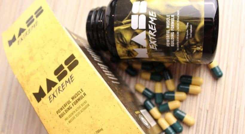 Mass Extreme – opinie, efekty działanie. Czy ten suplement diety pomaga zbudować masę mięśniową? Recenzja produktu!