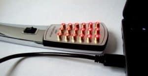 grzebień laserowy ViviComb