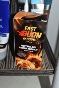 opakowanie fast burn extreme
