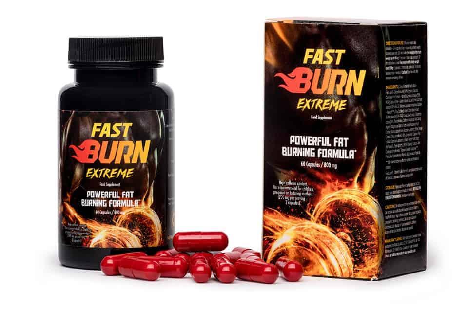 Fast Burn Extreme tabletki