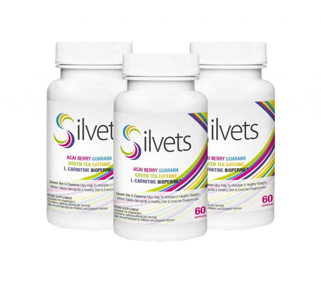 tabletki odchudzające Silvets