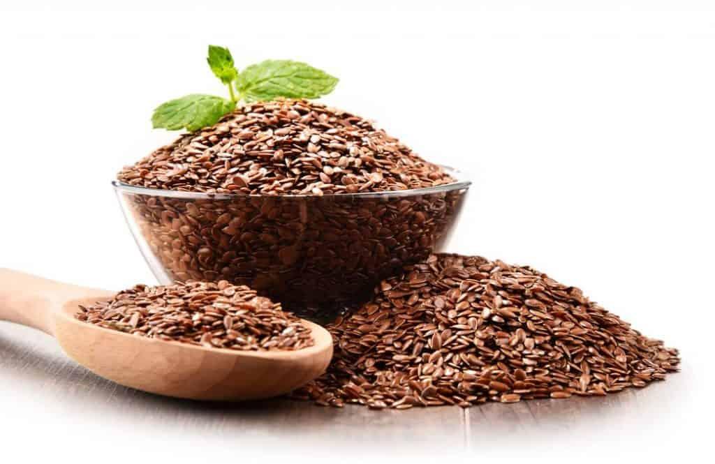 siemię lniane nasiona