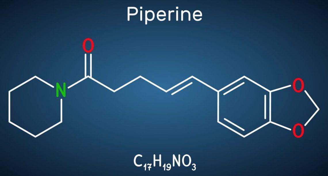 wzór chemiczny piperyny