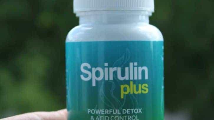 Spirulin Plus – recenzja suplementu diety na bazie alg