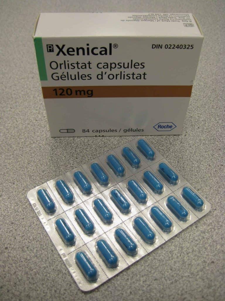 Xenical tabletki powlekane