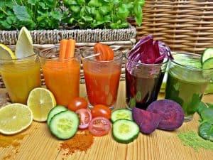 zdrowe koktajle owocowo warzywne