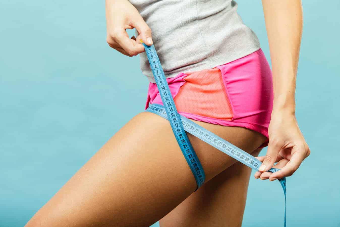 Jak schudnąć z ud i bioder szybko - ćwiczenia - Zdrowie