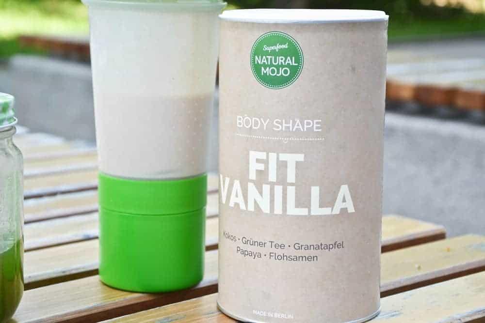natural mojo fit vanilla