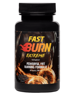 Fast Burn Extreme opakowanie