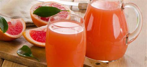 sok z grejpfrutów