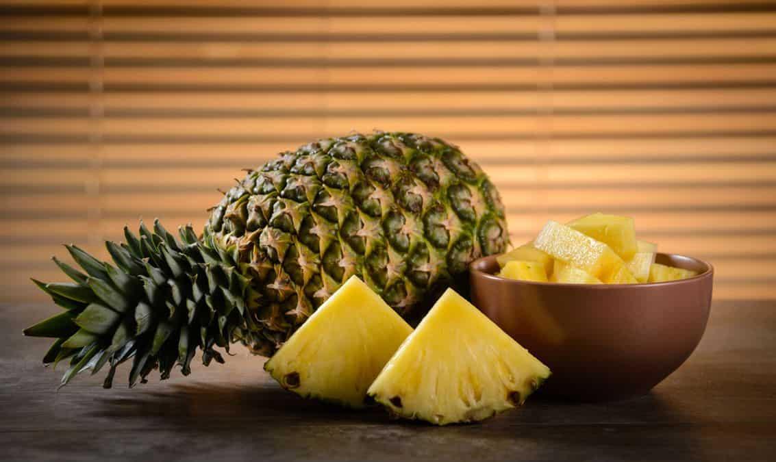 owoc ananasa
