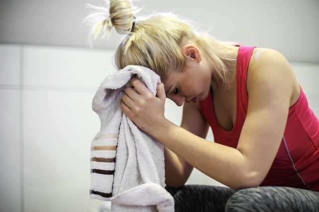 Przetrenowanie po treningu – Jak go uniknąć?