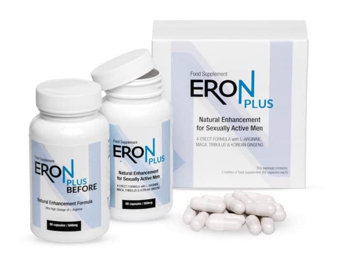 Eron Plus – tabletki dobre na potencję