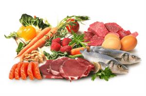 produkty spożywcze w diecie paleo