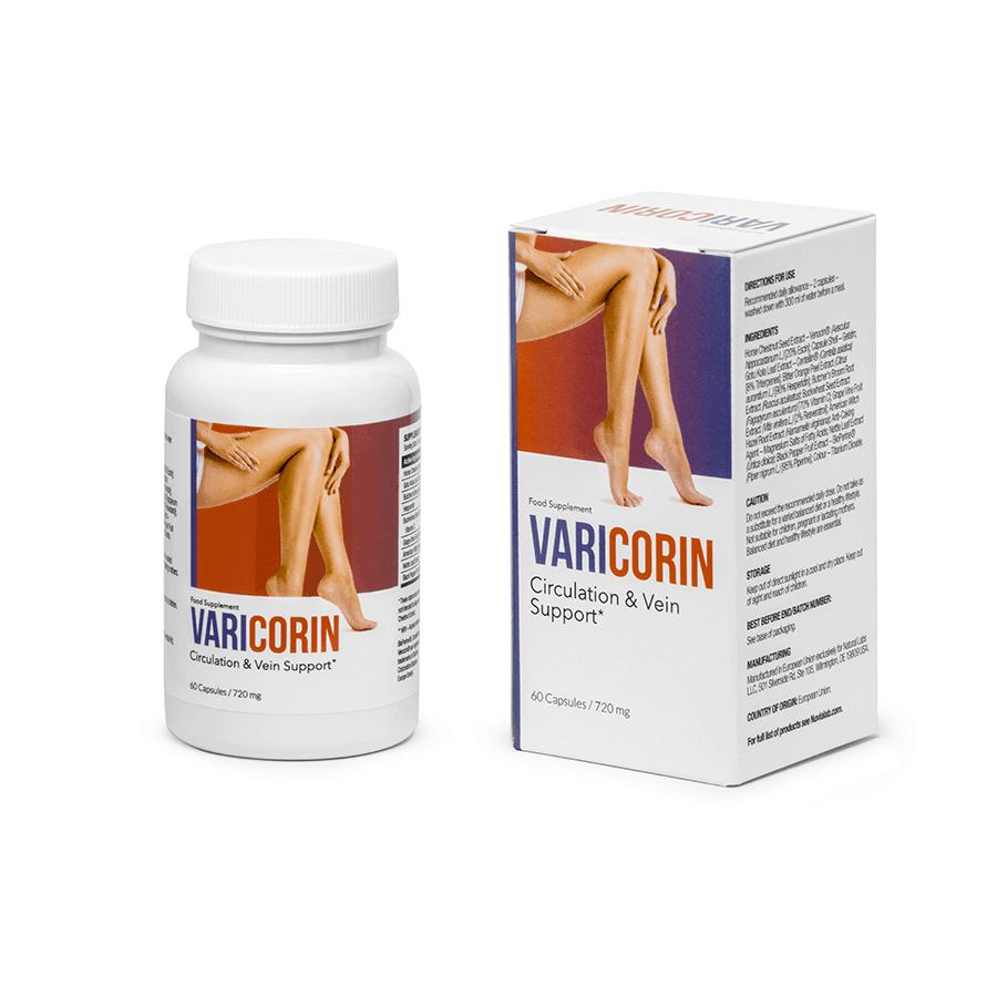 varicorin tabletki wspomagające ból żylaków