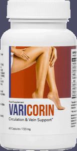 varicorin butelka