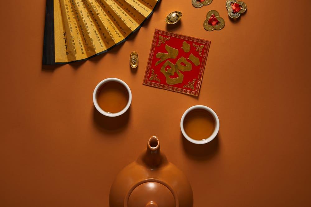 chiński zestaw do herbaty