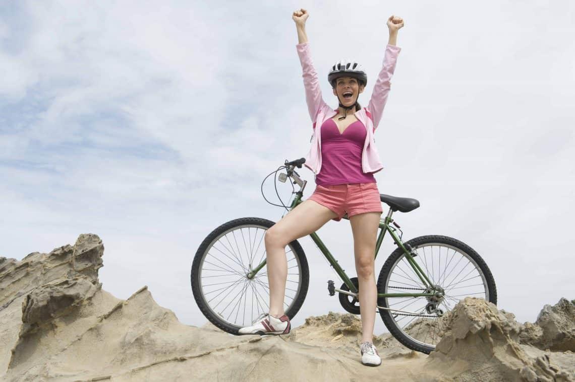 Jazda na rowerze skutecznym sposobem na zrzucenie tkanki tłuszczowej. Korzyści zdrowotne korzystania z roweru