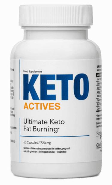 Keto Actives najlepsze tabletki na odchudzanie