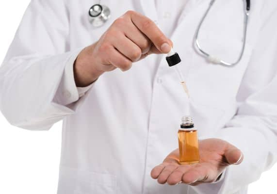 zdrowy olej cbd