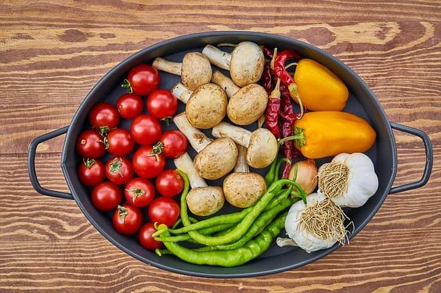 warzywa w bryfannie
