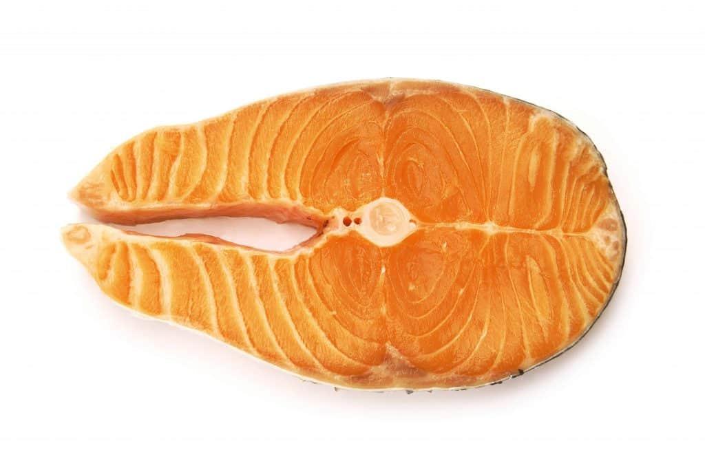 łosoś atlantycki - źródło kwasów omega 3