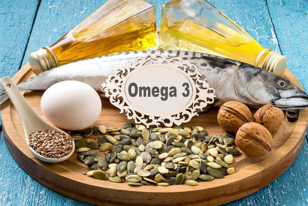 produkty z kwasami Omega 3