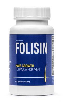 Folisin opakowanie kapsułek