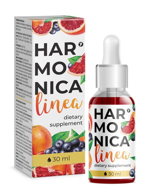 Harmonica Linea – harmonijne odchudzanie z nowym suplementem diety