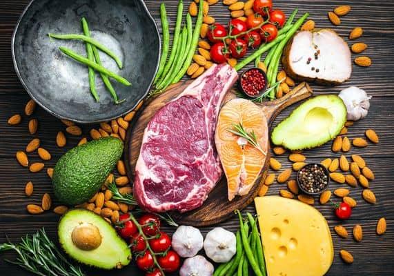 dieta ketogeniczna produkty