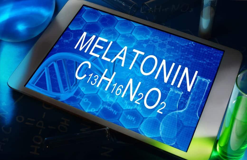 melatonina wzór chemiczny