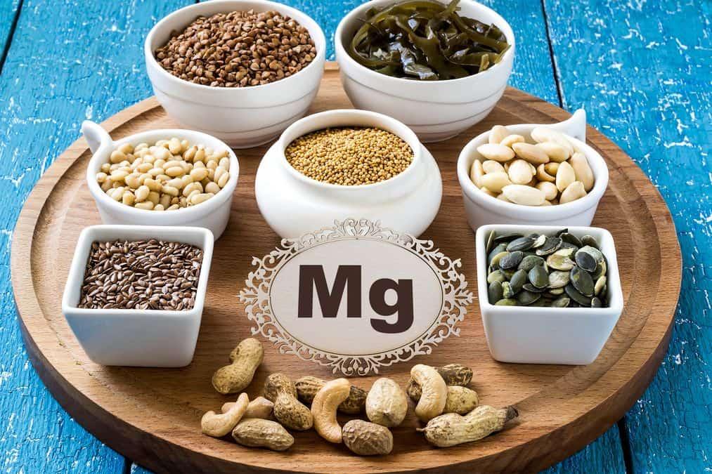 Produkty z magnezem