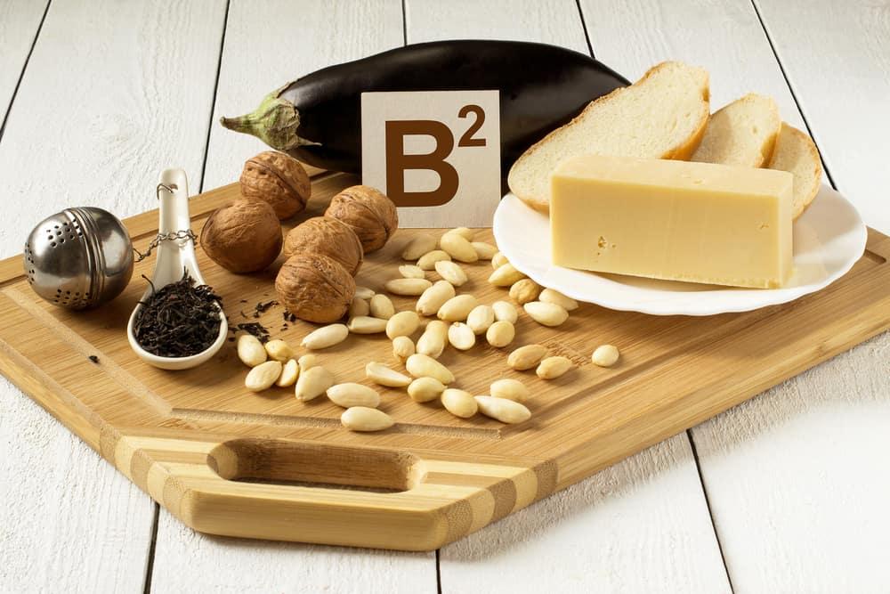 produkty z witaminą B2