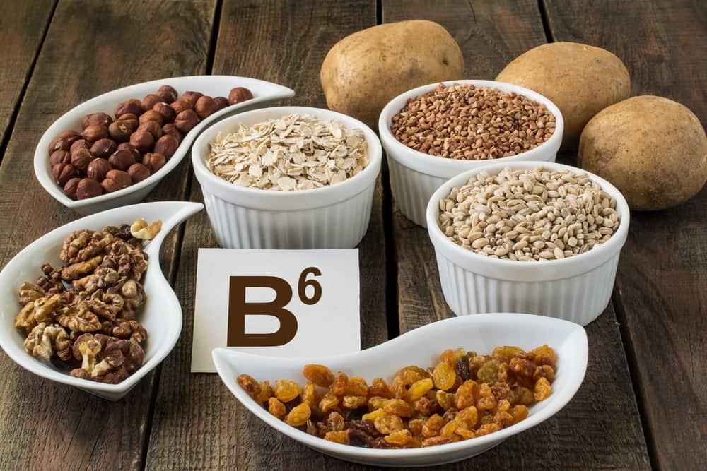 produkty z witaminą B6