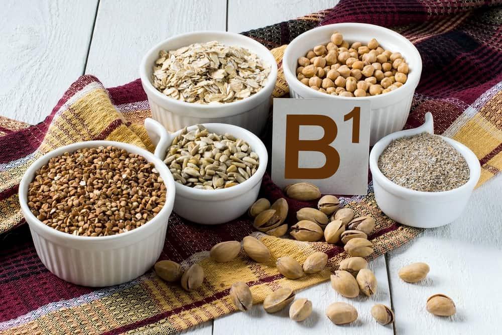 produkty z witaminą B1