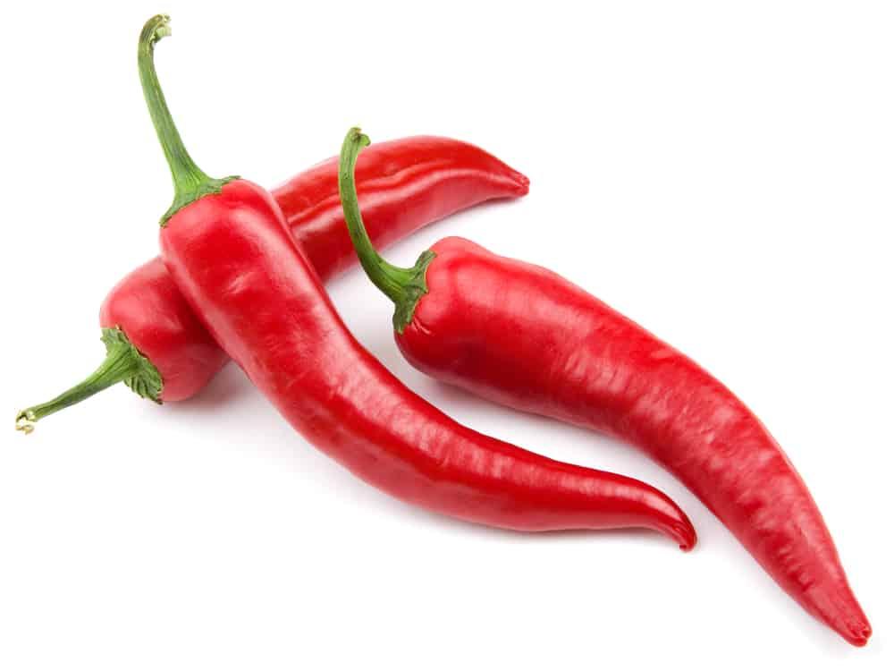 ostra papryka chilli