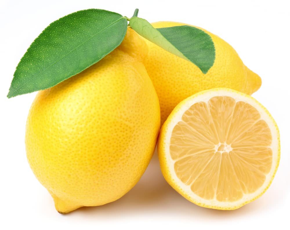 owoce cytryny